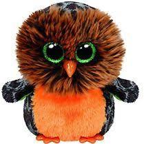 ty beanie owl ebay