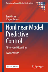 nonlinear model predictive control theory and algorithms