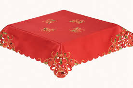olday home decor 40 awesome christmas table cloth decoration ideas all about
