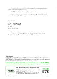 charity commitment letter sofii how i wrote it the nspcc s simple pack the signatory then cements the case for support with two stark facts first that the nspcc s services are in high demand and second that we simply can t