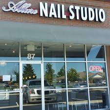allure nail studio salon finder