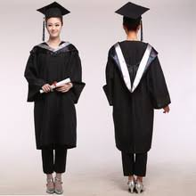 cheap cap and gown online get cheap academic graduation gowns aliexpress