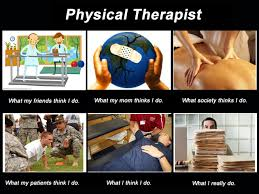 Physical Therapy Memes - what does a physical therapist do rehab in motion