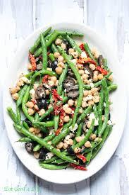 green bean recipes for thanksgiving green bean chickpea salad