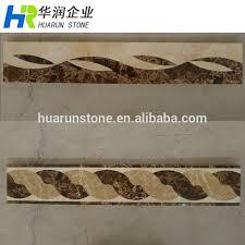emperador brown marble flooring border designs buy marble