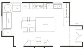 commercial floor plans free kitchen floor plans ideas commercial design and decor layout plan