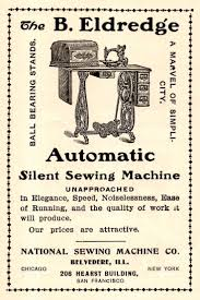 9 best eldredge sewing machine images on pinterest sewing