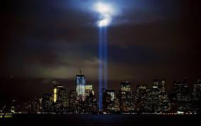9 11 Memorial Lights Tribute In Light U0027 Returns To Ground Zero Open To The Public Ny