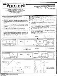 whelen box wiring diagram pictures inspiration