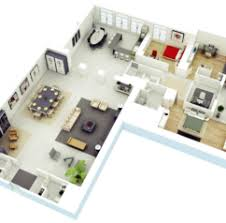 home design d plan view rendering 3d home design plans software