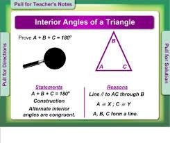 Interior Exterior Angles Smart Exchange Usa Interior And Exterior Angles Of Polygons