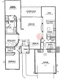 mission floor plans mission floorplan 2260 sq ft sun city grand 55places
