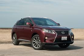 lexus rx 350 sport review 2014 lexus rx 350 f sport road test u2013 automotive com