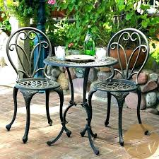 Wicker Bistro Table And Chairs Small Bistro Table Medium Size Of Indoor Wicker Bistro Table