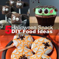 5 halloween snack food ideas 2016