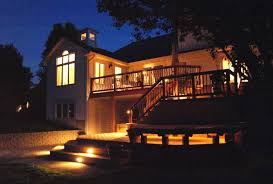 deck lighting lowes outdoor low voltage lighting systems low