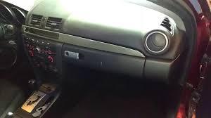 2003 to 2008 mazda 3 hatchback fuse box inside youtube