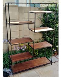 Mid Century Modern Bookcase Bargains On Tall Mid Century Modern Metal Modular Bookshelf With