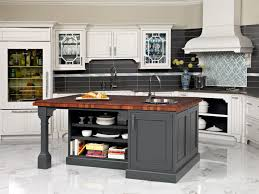 butcher blocks for most frequent kitchen island activities