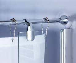 Curtain Rail Curved Bed U0026 Bath Stylish Curved Curtain Rod For Your Shower Area