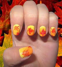Easy Fall Nail Art Designs 101 Seasonal Nail Art Designs And Ideas For 2016