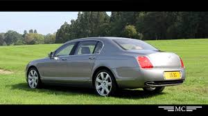 bentley flying spur 2007 bentley continental flying spur marlow cars youtube