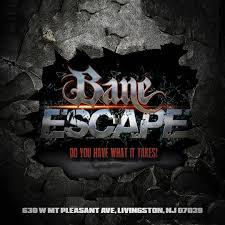 are you excited for halloween get a little taste with bane escape