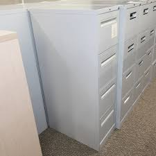 used hon file cabinets used hon 4 drawer legal file cabinet gray fiv9999 539 office