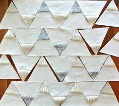 minimal triangles quilt minimal modern and patterns