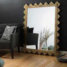 bedroom oversized leaning floor mirror mirrored table target