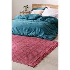 Organic Cotton Area Rug Cayler Geo Print Rug 49 Cad Liked On Polyvore Featuring Home