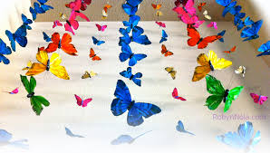 butterfly gifts large brilliant blue butterfly garland inspirational butterfly