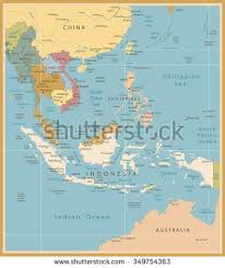 map asia southeast asia map stock images royalty free images vectors