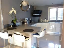 aménagement cuisine salle à manger table salle manger bois proche cuisine aménagée best of amenager