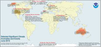 Map Of Monsoon Asia by Global Climate Report June 2013 State Of The Climate