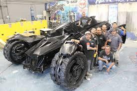 batman jeep west coast customs reveals zippo jeep at watkings glen