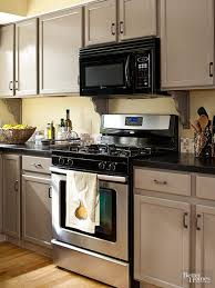 brown kitchen cabinets wall color 80 cool kitchen cabinet paint color ideas noted list