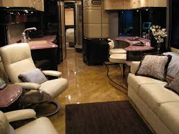 Rv Interiors Images Top 5 Luxurious Rvs Camping World