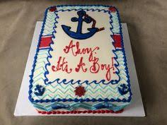 nautical baby shower cakes nautical baby shower cake baby showers and anniversary cakes