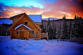 Colorado travel log images Secluded cabin with million views in brec vrbo jpg
