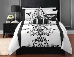 Walmart Black And White Bedding Bedroom Picturesque Perfect Black And White Bedding Walmart Gray