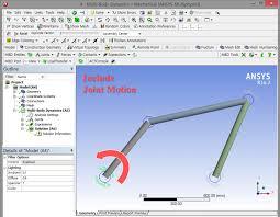 basic 1 u2013 four bar link recurdyn technical support