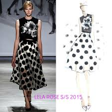 spring 2015 trend polka dot style one style at a time