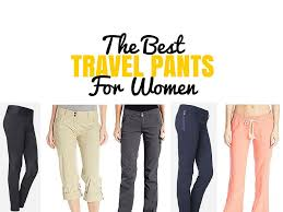 Travel Clothing Wrinkle Free Best Travel Pants For Women Comparison Chart U0026 Reviews Croatia