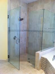 Shower Door Panel Fisher Glass Services Frameless Shower Doors Serving Broward Dade