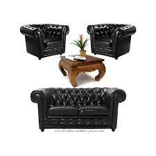 canap chesterfield cuir 2 places location de fauteuils location de meubles design