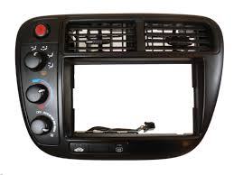 96 97 98 honda civic oem climate control bezel heater console no