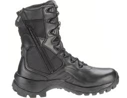 s army boots australia bates delta 9 tex black waterproof zip sided tactical