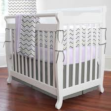 Nursery Bedding Sets Uk by Bedroom Modern Grey Chevron Baby Bedding With White Baby Crib