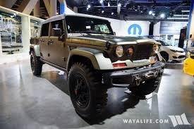 jeep chief for sale 2015 2016 sema jeep crew chief 715